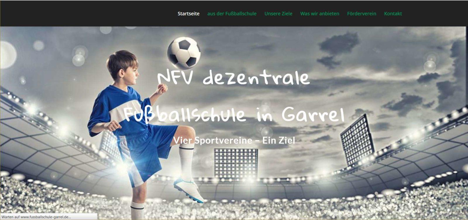 Fussballschule Garrel