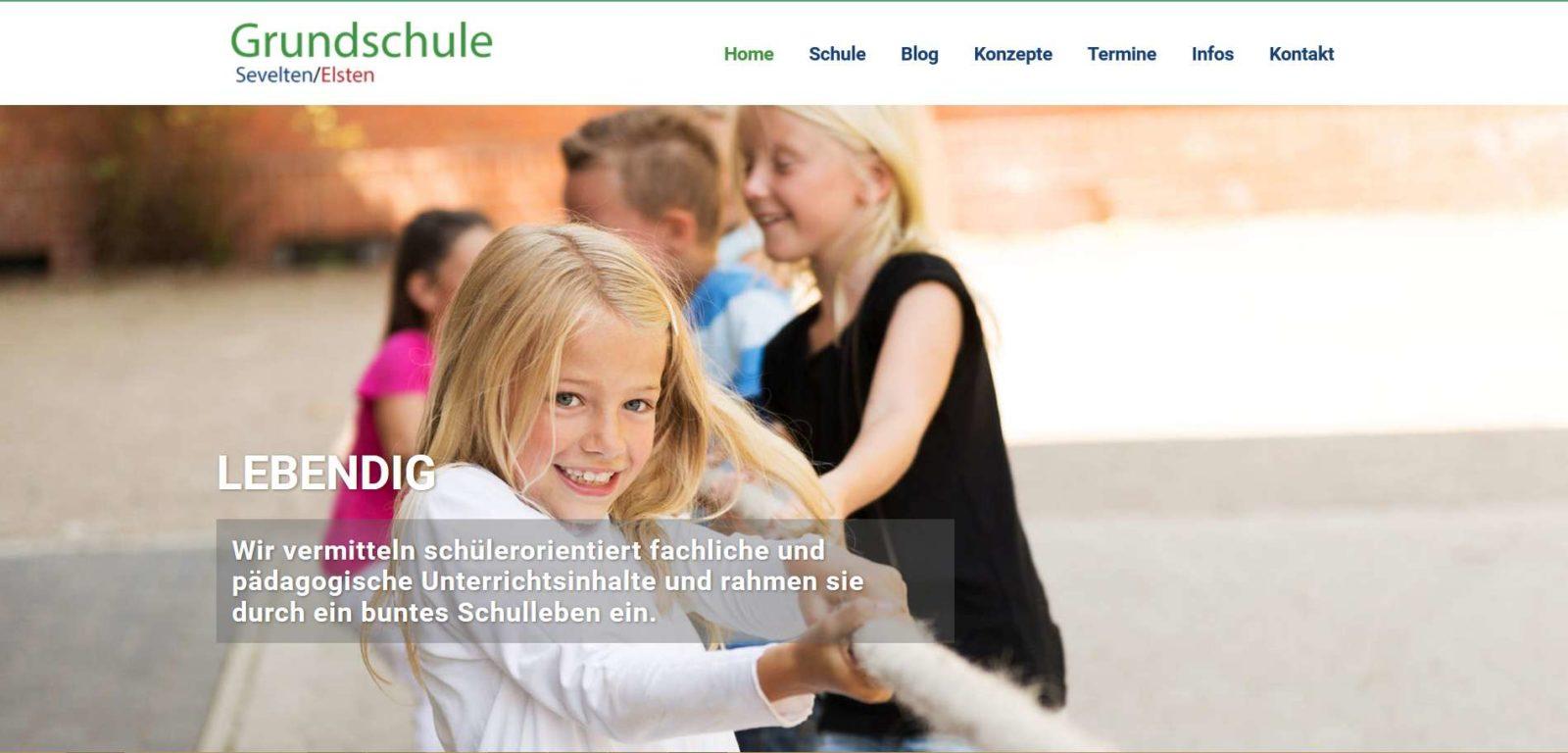 Grundschule Sevelten - Elsten