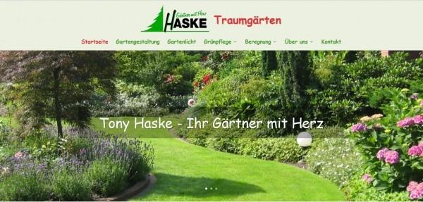 Tony Haske - Ihr Gärtner mit Herz aus Emstek
