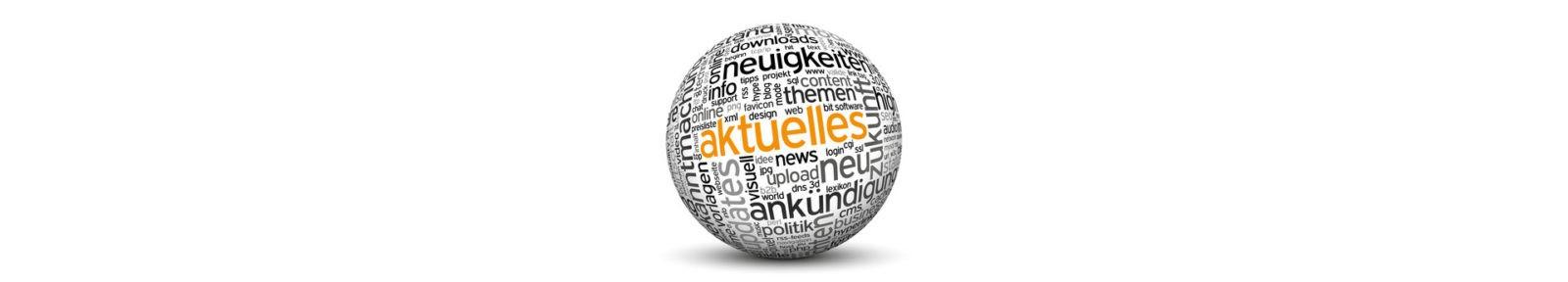 Newscenter Webdesign Lünsmann